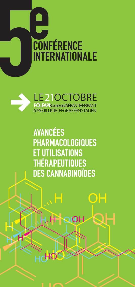 5e Conférence Internationale sur l'utilisation des Cannabinoïdes en Médecine