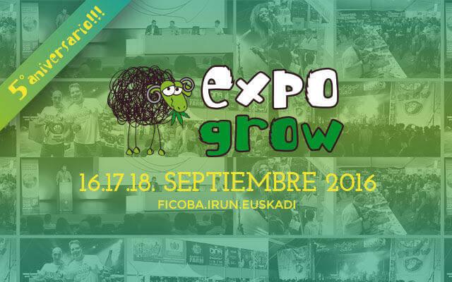Expogrow Irun 2016
