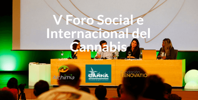 Ve Forum Social et International du Cannabis