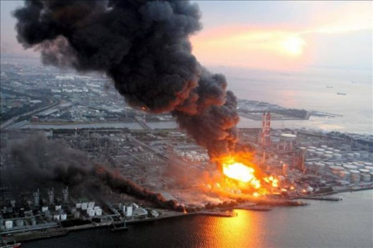 Accident nucléaire de Fukushima