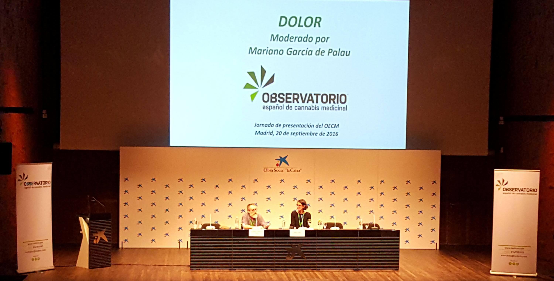 Dr García de Palau et Carola Pérez