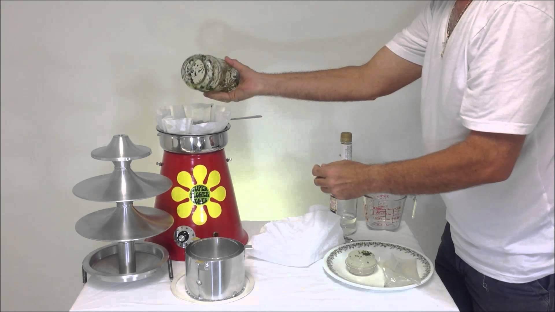 Utilisation de l'extracteur Iso-2