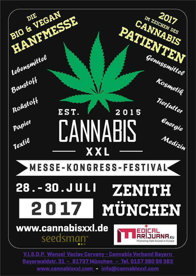 Cannabis XXL 2017