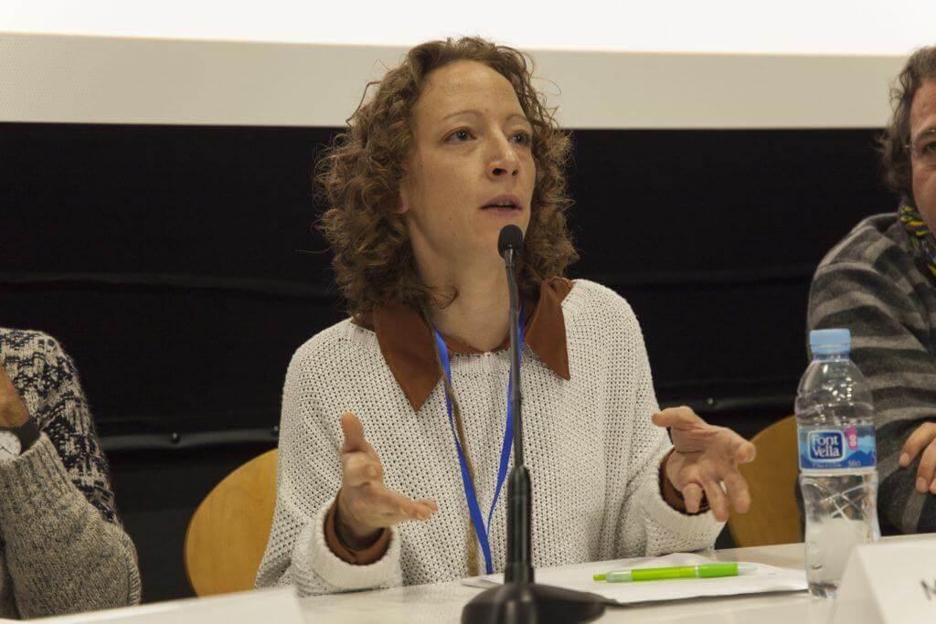 Marta Sanz, spécialiste du cannabis médical