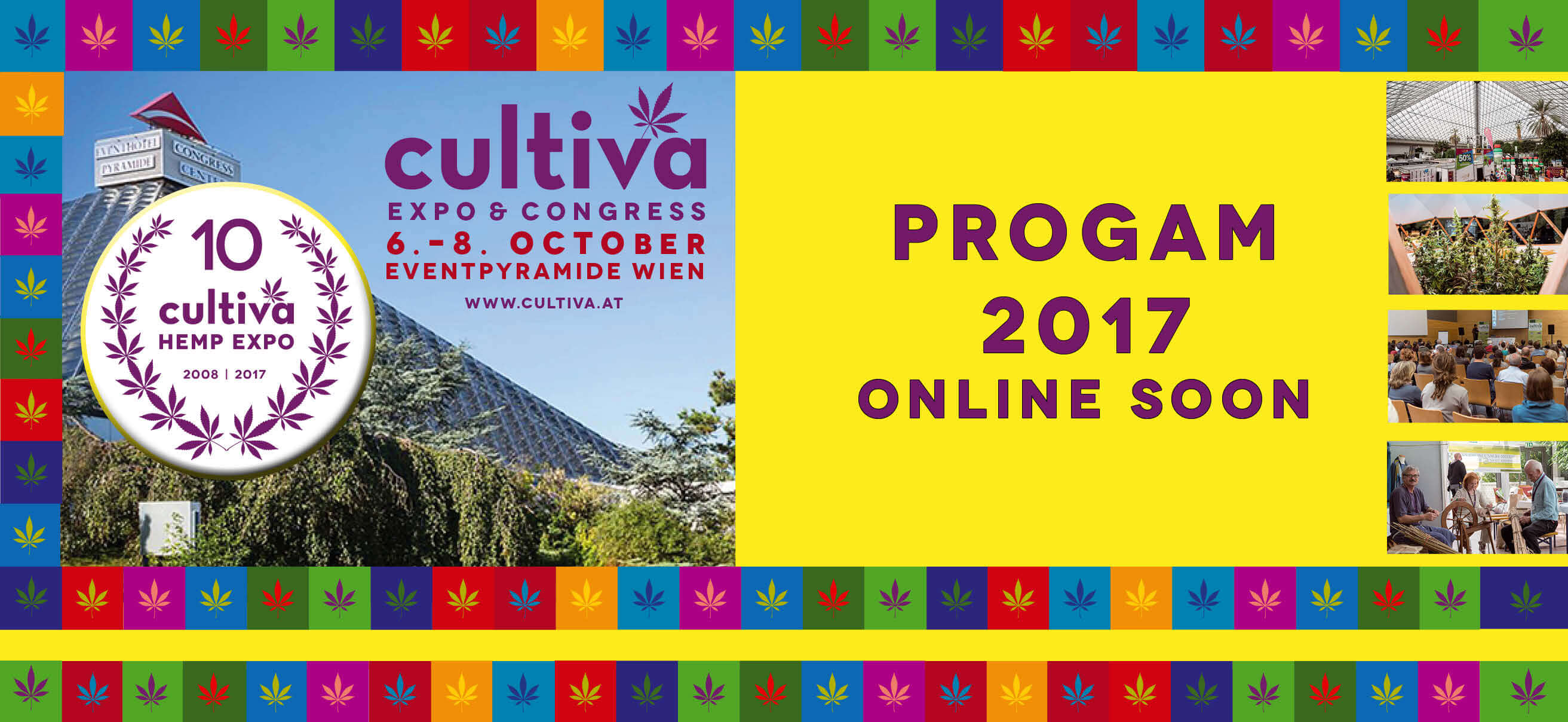 Cultiva Hanfmesse 2017