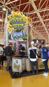 Le stand de Ripper Seeds