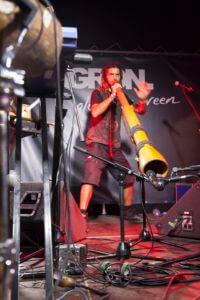 L'un des concerts de la Spannabis 2017
