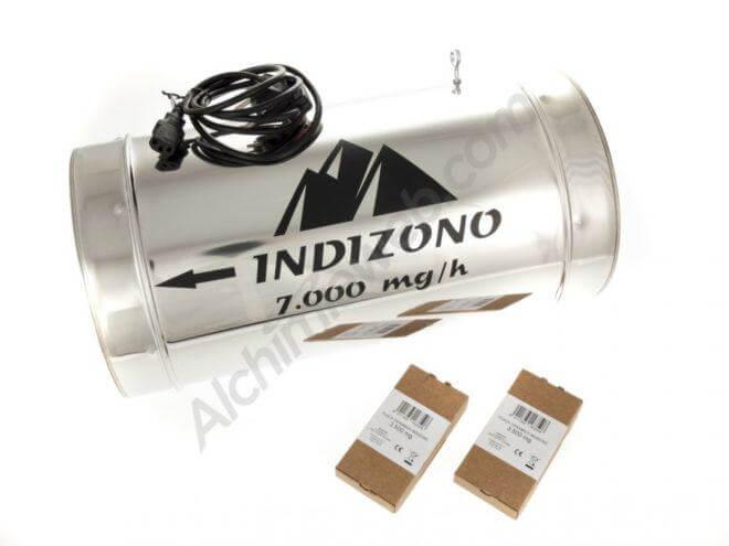 Ozonisateur Indizono 250mm (7000mg/h)