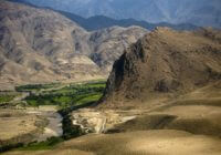 Landscape Mountains Rocky Rocks Afghanistan Valley