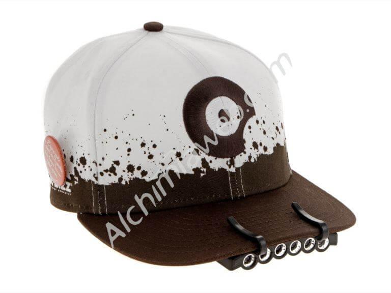 Green Eye Cap s'ajuste facilement à n'importe quelle visière ou casquette