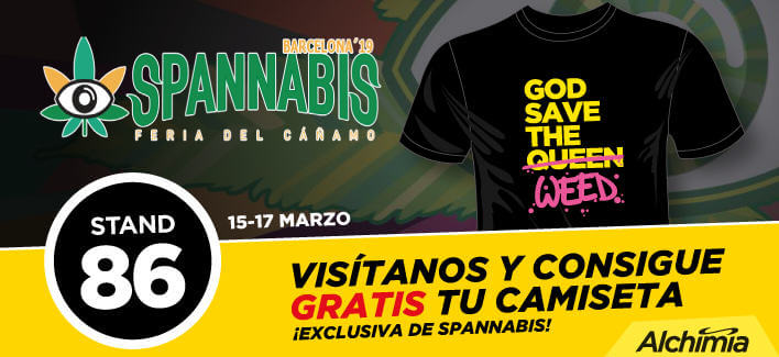God Save The Weed