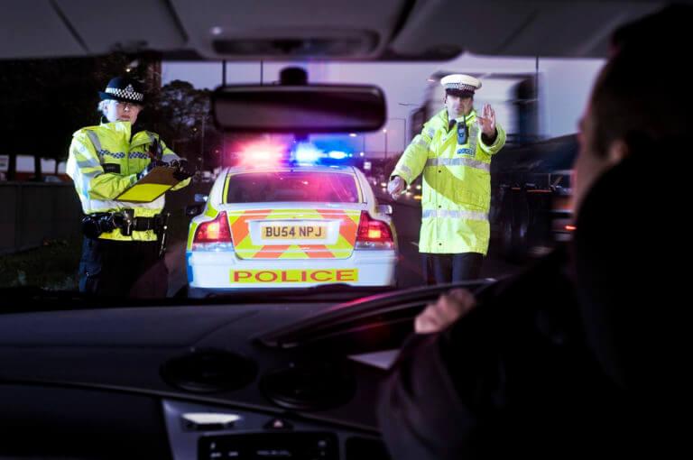 Scène typique que personne ne souhaite connaitre (West Midlands Police, UK