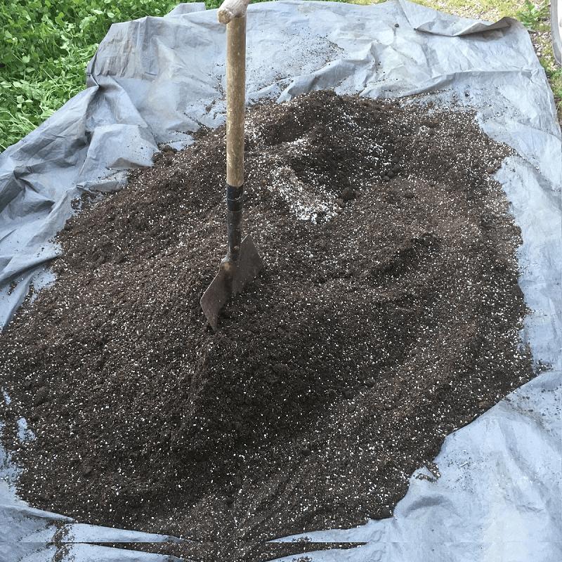 Comment préparer un Supersoil Organique