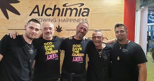 Frenchy avec Aficionados et Alchimia