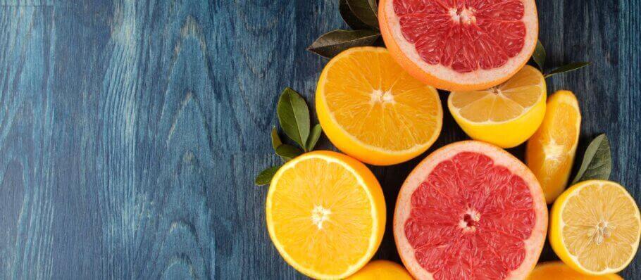 Le CBD et l'écorce d'orange