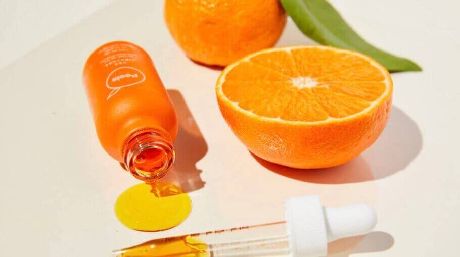 La révolution du CBD à partir d'écorce d'orange