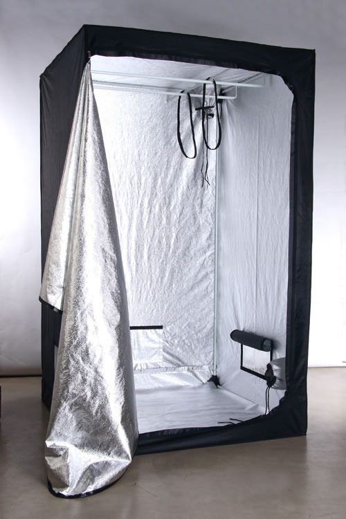Secret Jardin Grow Tent - 100 x 100 x 200 cm : secret jardin grow tents - memphite.com