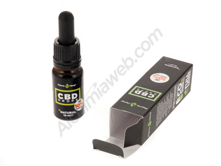 Pharma Hemp CBD Oil 10ml