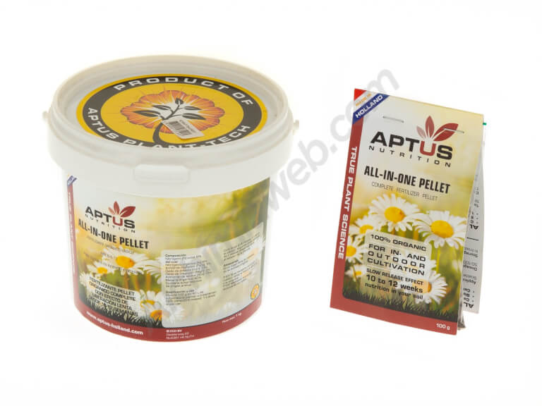 Aptus All in One Pellet