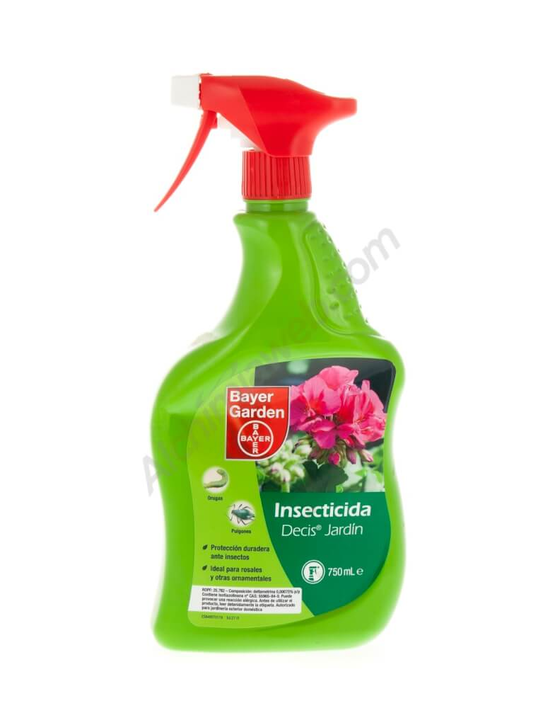 Insecticide BAYER Decis Jardin