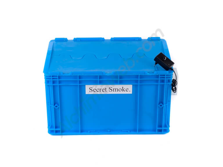 Big Secret Box Dry Sift Extractor