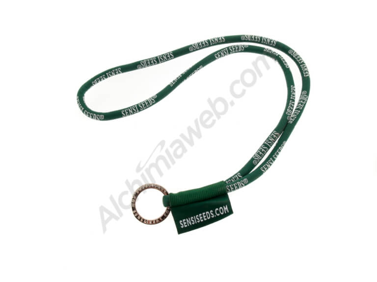 Sensi Seeds Lanyard for keys