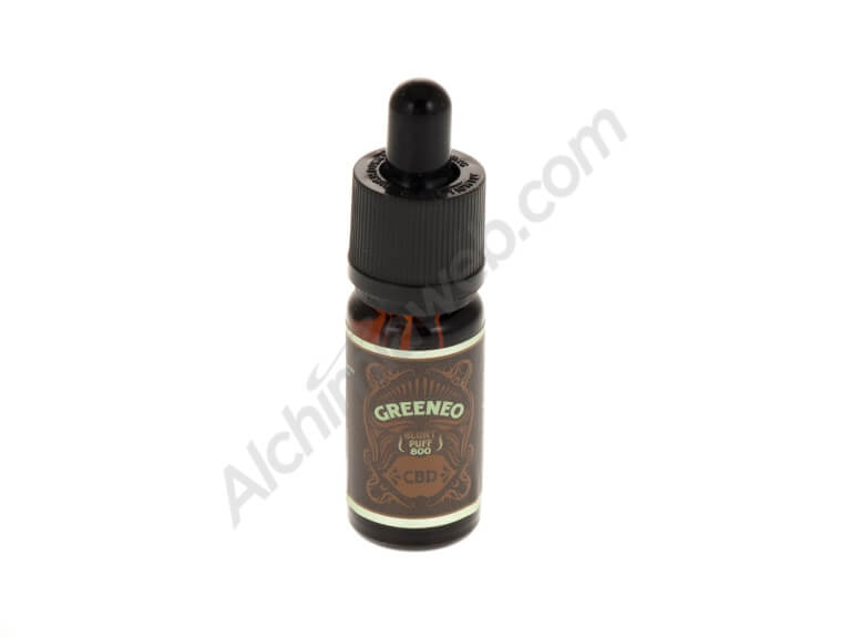 E-Liquid Blunt Puff CBD 10ml