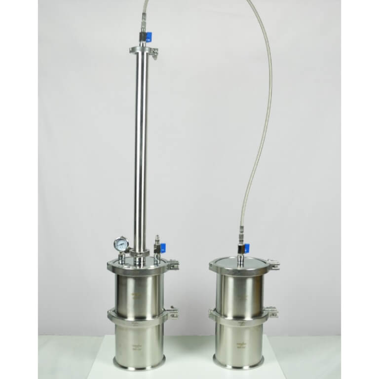 Herborizer 270g Closed Loop Extraction System