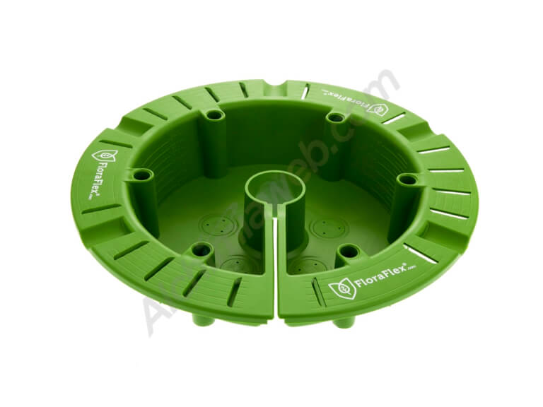 Floraflex Round Flood and Drip Shield
