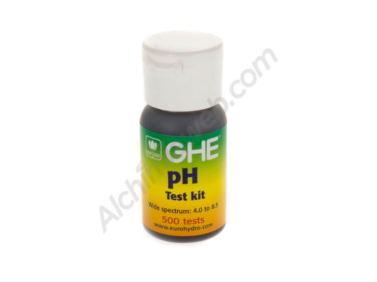 GHE pH Tester - Liquid