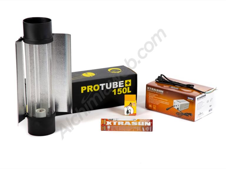 Cooltube Protube 600W 150mm Beleuchtungsset