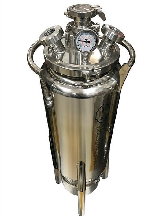 BHO Closed Loop extraction system 1,1Kg