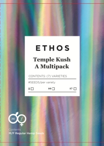 Temple Kush A Multipack