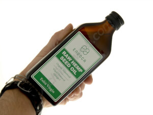 Endoca hemp seed oil 250ml