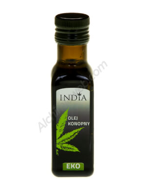 India Cosmetics 100ml Bio Hemp Oil