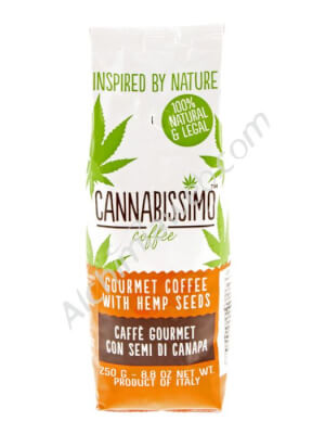 Cannabíssimo coffee