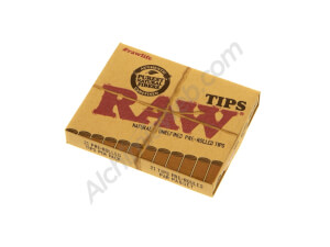 Raw Pre-Rolled Filter Tips