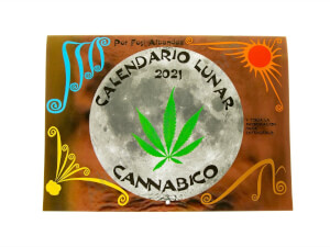 Calendario Lunar Cannábico