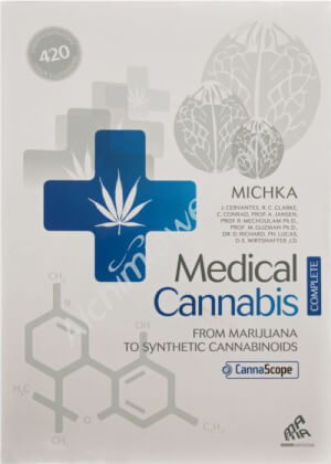 Cannabis MEDICAL Ingles Complete Edition (Blanco)