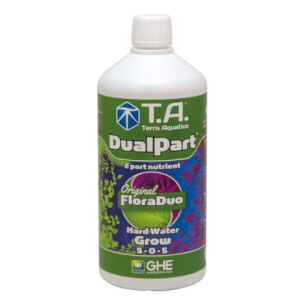 DualPart Grow by T.A. (formerly GHE's Floraduo® Grow )