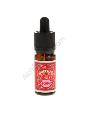 E-Liquid Greeneo Red Puff CBD 10ml