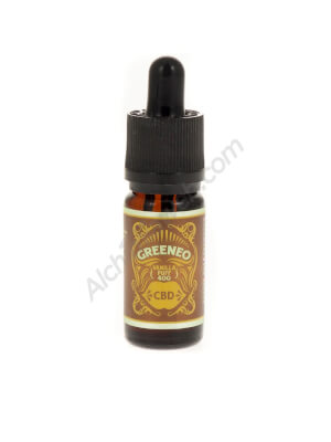 E-Liquid Greeneo Vanilla Puff CBD 10ml