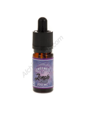 E-Liquid Jungle Blueberry CBD 10ml