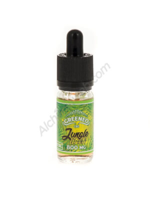 E-Liquid Jungle Lemon CBD 10ml
