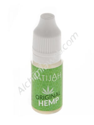 E-Liquid Satijah CBD HEMP 50 mg 10 ml