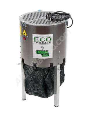 ECO-Trimmer Oruga Verde