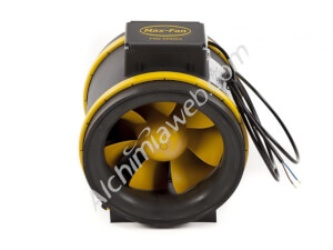 MAX-Fan Pro 250/1660 2-Speed air extraction