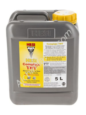 HESI TNT Growth Complex for soil and coco - 5L