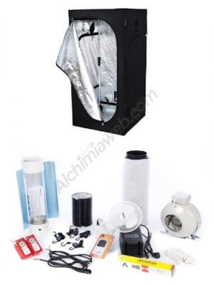 Alchimia Cooltube 400W Set + Alchimia Box 100