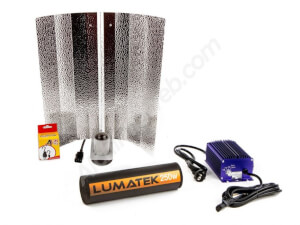 250W Lumatek Dual Lighting Kit